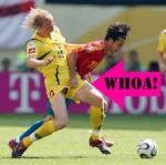 hands soccer